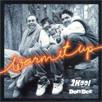 Warm It Up CD - 2Kool - FREE SHIPPING