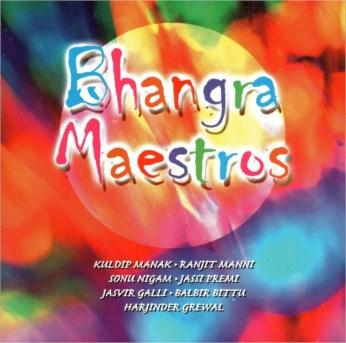 Bhangra Maestros CD - FREE SHIPPING