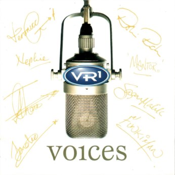 Voices CD - Rishi Rich - FREE SHIPPING