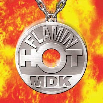 Flamin Hot CD - FREE SHIPPING