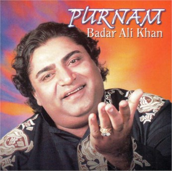 Purnam CD by Badar Ali Khan - FREE SHIPPING