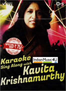 Sing Along With KAVITA KRISHNAMURTHY Karaoke MP3 - Tips