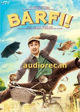 Barfi CD / DVD / Blu-Ray / Vinyl - Ranbir Kapoor
