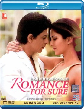 Romance For Sure Bollywood Songs DVD / Blu-Ray