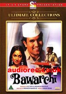 Bawarchi DVD - Rajesh Khanna