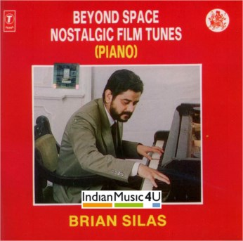 BRIAN SILAS Beyond Space Nistalgic Film Tunes On Piano CD Vol.2