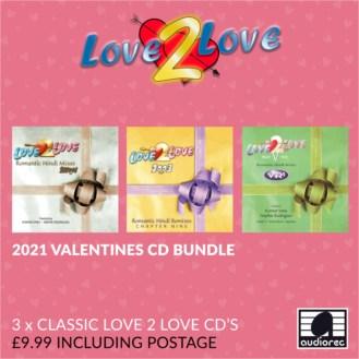 3 Classic Bollywood Remix CDs