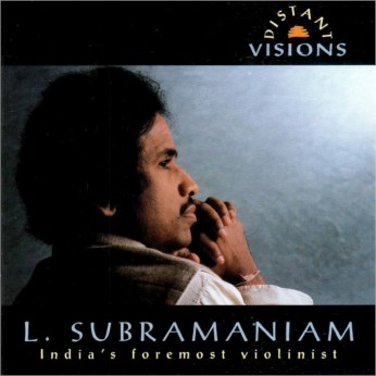 Distant Visions CD - Dr. L. Subramaniam - FREE SHIPPING