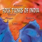 Folk Tunes of India CD - Vijaykumar Sant - FREE SHIPPING