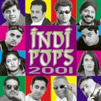 Indi Pops 2001 CD - FREE SHIPPING