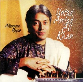 Afternoon Ragas CD - Ustad Amjad Ali Khan - FREE SHIPPING