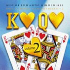 King of Hearts Queen of Hearts Vol. 2 CD - FREE SHIPPING