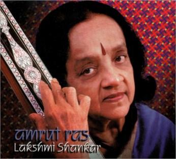 Amrut Ras CD - Lakshmi Shankar - FREE SHIPPING