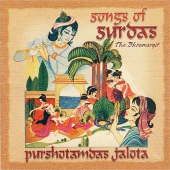 Songs of Surdas - The Bhramargit CD / P D Jalota - FREE SHIPPING