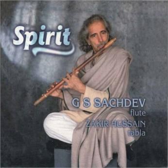 Spirit CD - G S Sachdev - FREE SHIPPING