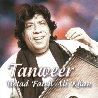 Tanweer CD - Ustad Fateh Ali Khan - FREE SHIPPING