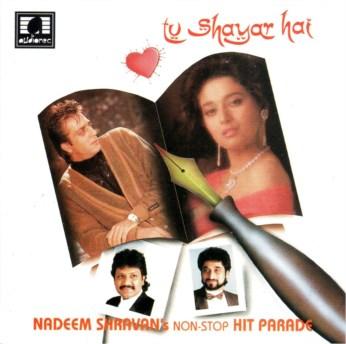 Tu Shayar Hai CD - Nadeem Shravan Hits - FREE SHIPPING