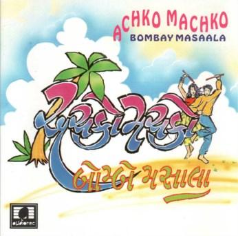 Achko Machko Bombay Masaala CD - FREE SHIPPING
