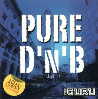 Pure D 'n' B CD - FREE SHIPPING