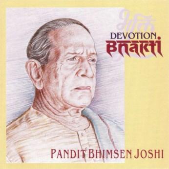 Bhakti CD - Pandit Bhimsen Joshi - FREE SHIPPING